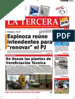 Diario La Tercera 04 01 2016