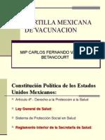 CARTILLA MEXICANA DE VACUNACION