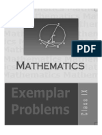 Class 9 Mathematics Problems