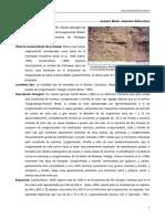 Formacion Cahuasas SGM