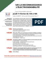Colloque EHS Fev2016 Programme