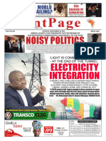 FrontpageAfrica Interviews TRANSCO CLSG GM, Sept 28