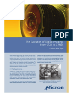 Micron White Paper on CCDs and CMOS