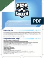 Time of Soccer ESP V1