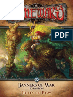 Banners of War Rules