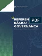 Referencial Básico de Governança Pública TCU