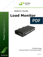 351506 033 InstGde Load Monitor CAN Node 1v1e