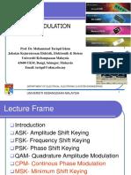 Digital Modulation IFolio