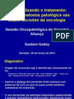 Hospital Alianca - Anatomia Patológica norteando conduta