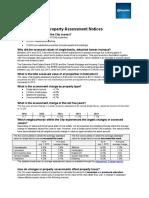 Edmonton property value assessments 2016