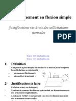00ch 5 Dimensionnement en Flexion Simple