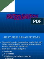 235679478 2 Karabahan bacaaan untuk peledakankteristik Handak