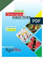 Rwanda Agribusiness Directory 2014