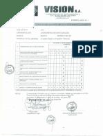 Programa y Procedimientos Mmto Audiometro