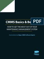 CMMS Basics and Beyond