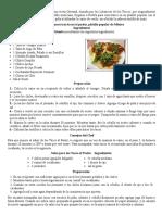 Los Tacos al Pastor provienen de una receta Oriental.doc