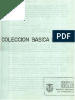 Colección Básica de Bar