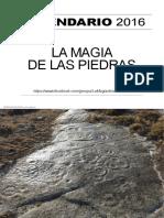 Calendario Piedras 2016