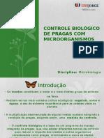 Controle Biológico de Pragas Com Micro-Organismos