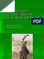 Cores,Sons,Aromas Sabores