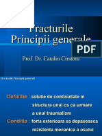 C1 Fracturi -  Generalitati