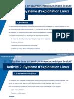 Activité2 (Linux)