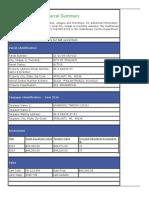 Washtenaw County Parcel Summary