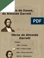 Frei Fuís de Sousa de Almeida Garrett