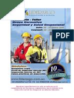 Seminario Seguridad Industrial Enero 2016