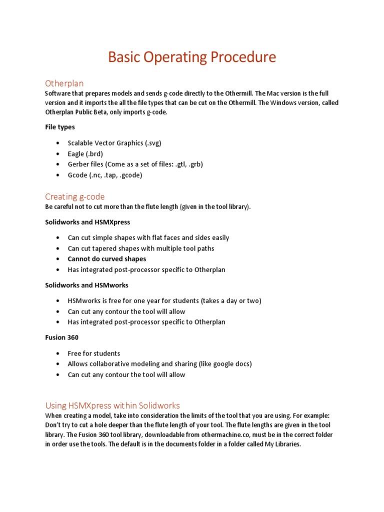 sop2 | Computer File | Computing