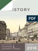 2016 History Catalog