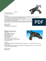 Rogue Trader Gunships