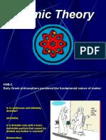Atomic Theory(1) 2