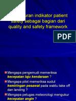 Indik Patsafety Framework Ihqn