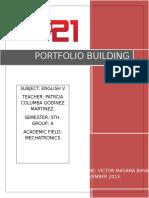 Portfolio Building