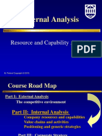 Introduction to Internal Analysis 2015