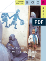 Education for All - Is the World on Track?, 2002 Report
