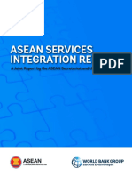 ASEAN Services Integration Report