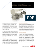Technical Note Comparison of 4pole and 2pole Designs for Large Motors and Generators en 052011