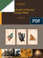 Parvus Presentation