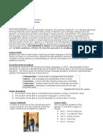 spanish 1 syllabus fitzmorris raypec
