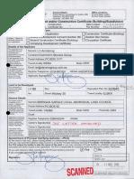 Development Application SUB2015.0034 & Report on PCA & Preliminary Geotechnical Investigation Iluka Subdivision