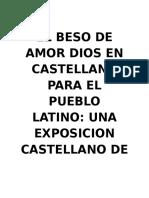 EL BESO DE AMOR DIOS EN CASTELLANO PARA EL PUEBLO LATINO.docx