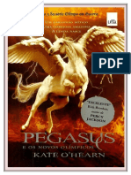 Olimpo Em Guerra 03 - Pegasus e Os Novos Olímpicos - Kate O'Hearn
