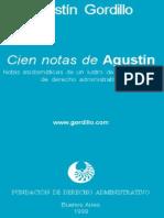 Cien Notas de Agustín - Agustín Gordillo
