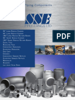 SSE Brochure PIPING COMPONENT