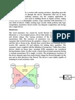 Memristor Report