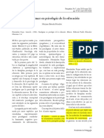 Paradigmas de Psicologia de La Educacion