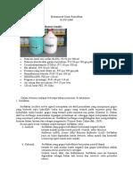 analisis detergen