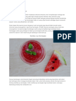 8 Manfaat semangka